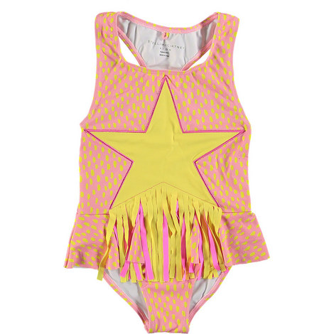 Fringed Star Swimsuit, ${color}