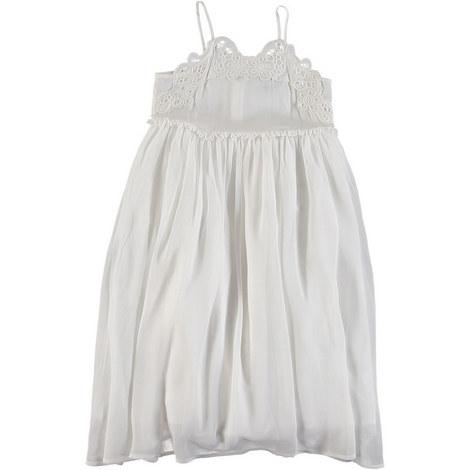 Chiffon Ceremony Dress, ${color}