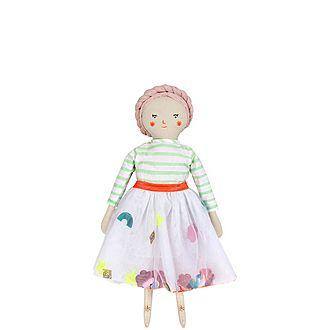 Matilda Fabric Doll