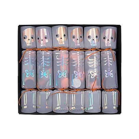 Skeleton Confetti Crackers, ${color}