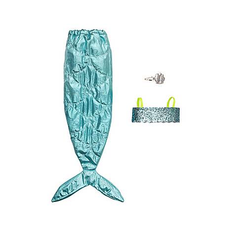 Mermaid Dolly Dress-Up Kit, ${color}