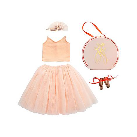 Ballerina Dolly Dress-Up Kit, ${color}