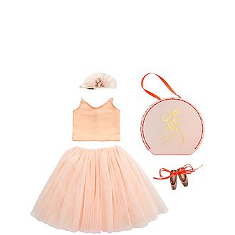Ballerina Dolly Dress-Up Kit