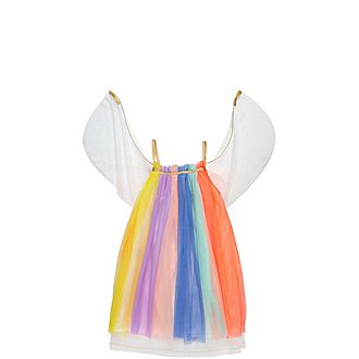 Rainbow Girl Dress-Up Kit 5-6 Years