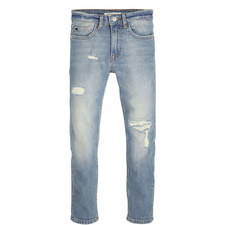 Worn Denim Jeans