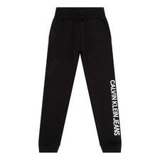 Shiny Logo Sweatpants
