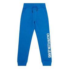 Shiny Logo Sweatpants