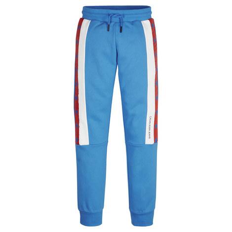 Colour-Block Sweatpants, ${color}