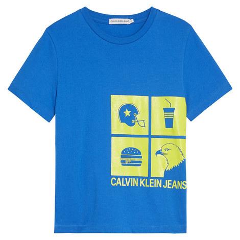 Fun Icon T-Shirt, ${color}