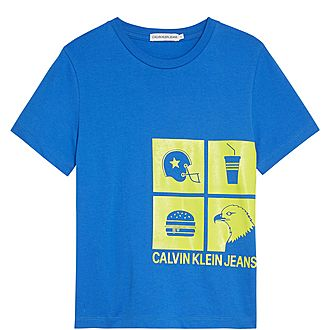 bd35989c Fun Icon T-Shirt · CALVIN KLEIN ...