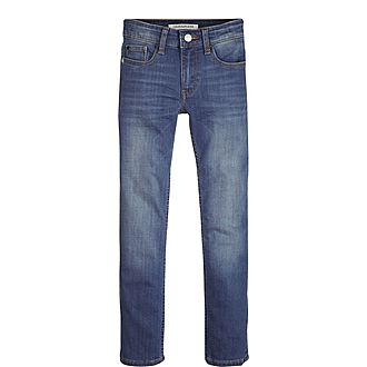Strong Slim Cut Jeans