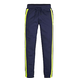 Neon Tape Joggers
