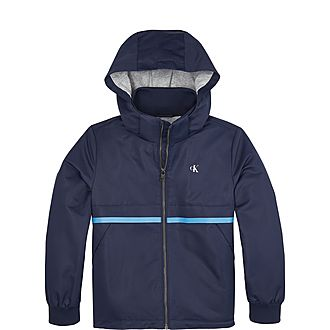 Monogram Stripe Jacket