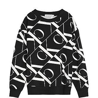 Mirror Monogram Sweatshirt
