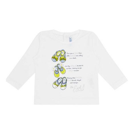 Shoe Print T-Shirt, ${color}