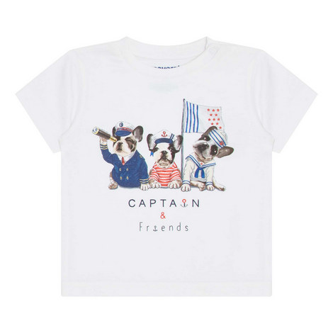 Sailor Dog T-Shirt, ${color}