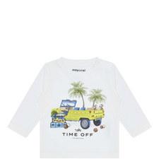 Long Sleeve Truck T-Shirt