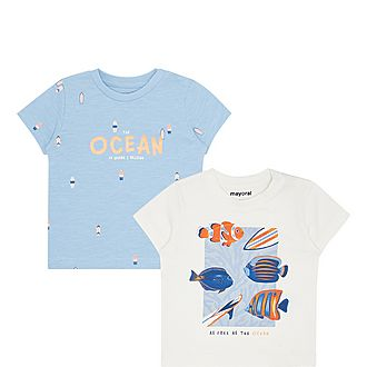 Two-Pack Ocean T-Shirt