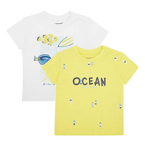 Two-Piece Ocean T-Shirts, ${color}