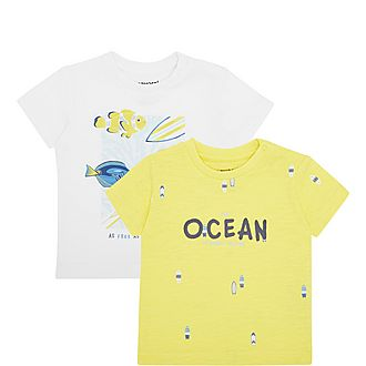 Two-Piece Ocean T-Shirts