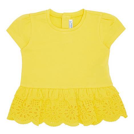 Lace Edged T-Shirt, ${color}