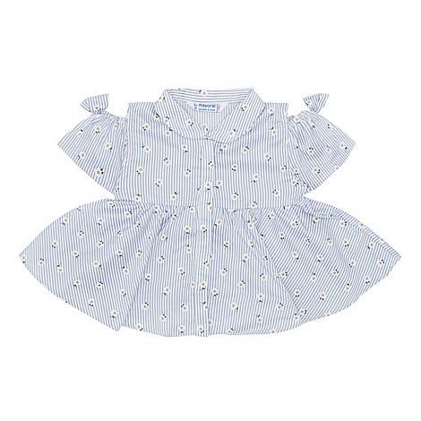 Stripe Daisy Dress, ${color}