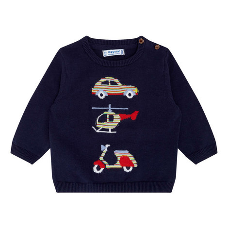 Transport Knit Sweater, ${color}
