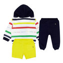 Three-Piece Stripe Sporty Tracksuit, ${color}