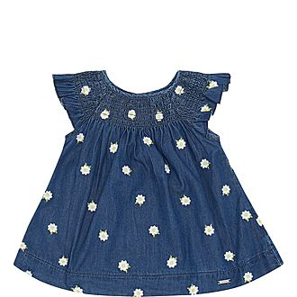 Daisy Denim Dress