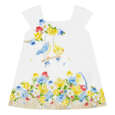Floral Bird Dress, ${color}