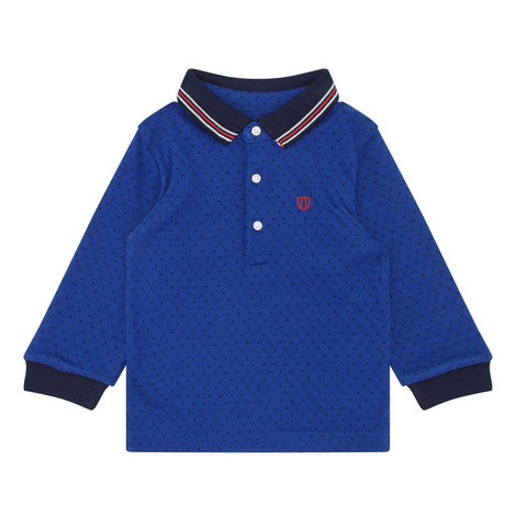 Dot Polo Shirt, ${color}