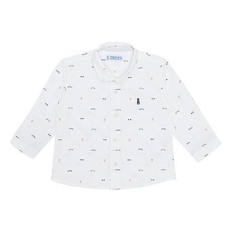 Car Print Shirt, ${color}