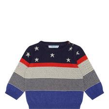 Multi-Pattern Sweater