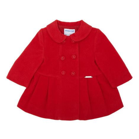 Mouflon Pleated Coat, ${color}