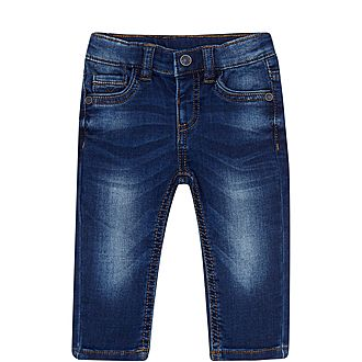 Supersoft Sknny Jeans