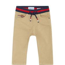 Stripe Waist Trousers Baby