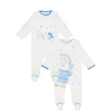 Two-Piece Sleepsuit Set Baby