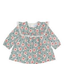 Jade Flower Dress Baby