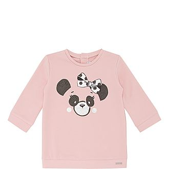 Panda Bow T-Shirt