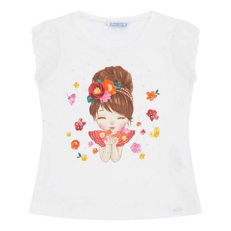 Flower Girl T-Shirt, ${color}