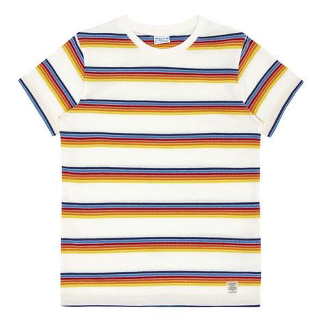 Multi Stripe T-Shirt, ${color}