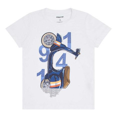 Vespa T-Shirt, ${color}