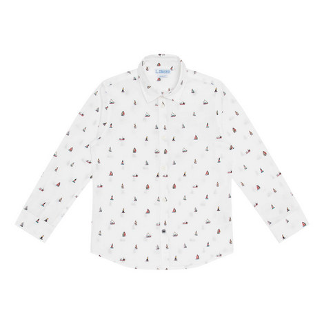 Boat Pattern Shirt, ${color}