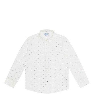 Anchor Pattern Shirt
