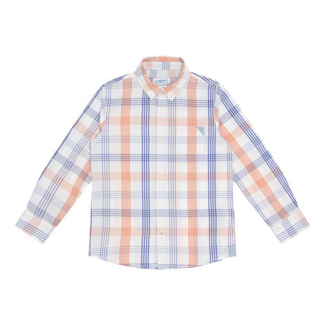 Check Pattern Shirt, ${color}