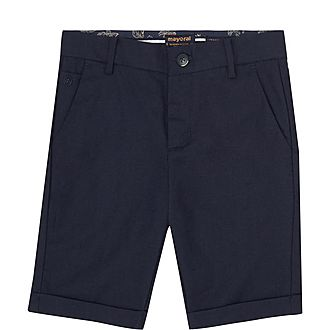 Five Pocket Tailored Shorts