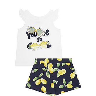 Two-Piece Cool Set