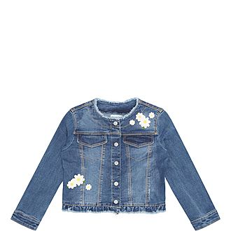 Daisy Denim Jacket
