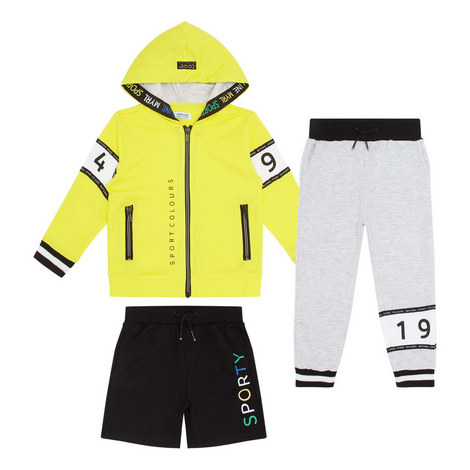 Three-Piece Sporty Tracksuit, ${color}