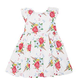 Floral Ice Cream Dress
